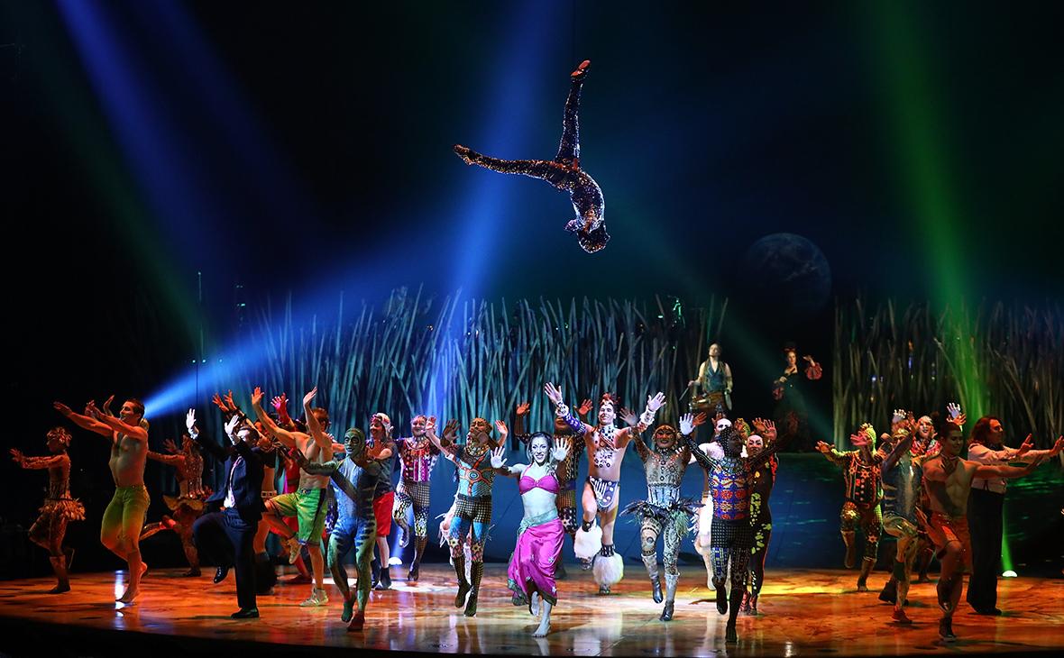 Cirque du Soleil сообщил об угрозе банкротства из-за коронавируса