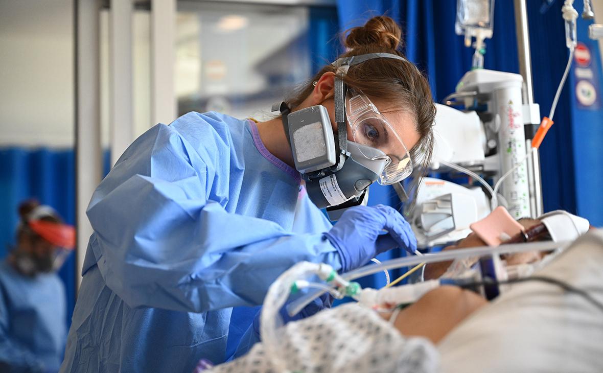 В Британии число умерших из-за коронавируса превысило 30 тыс. человек