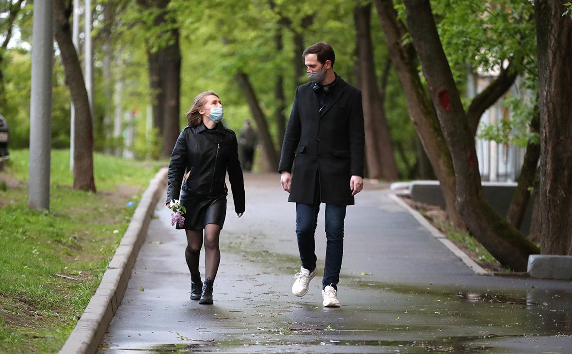 Собянин назвал условие для разрешения прогулок в Москве