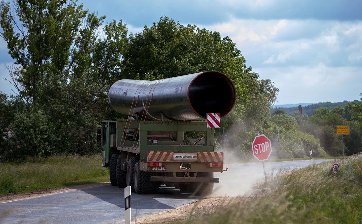 Санкции против Nord Stream 2 предложили вписать в военный бюджет США