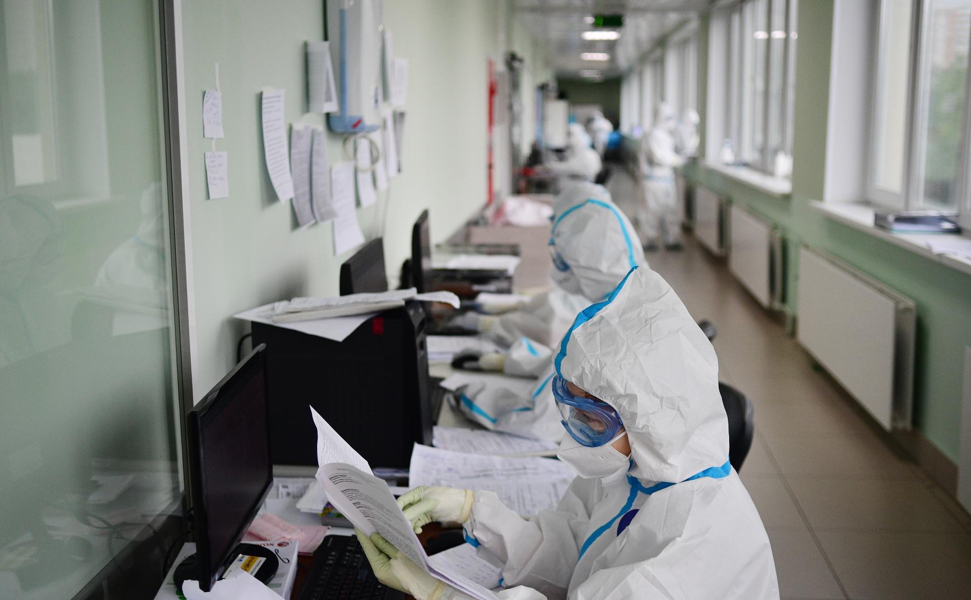 В Москве умерли еще 35 человек с коронавирусом