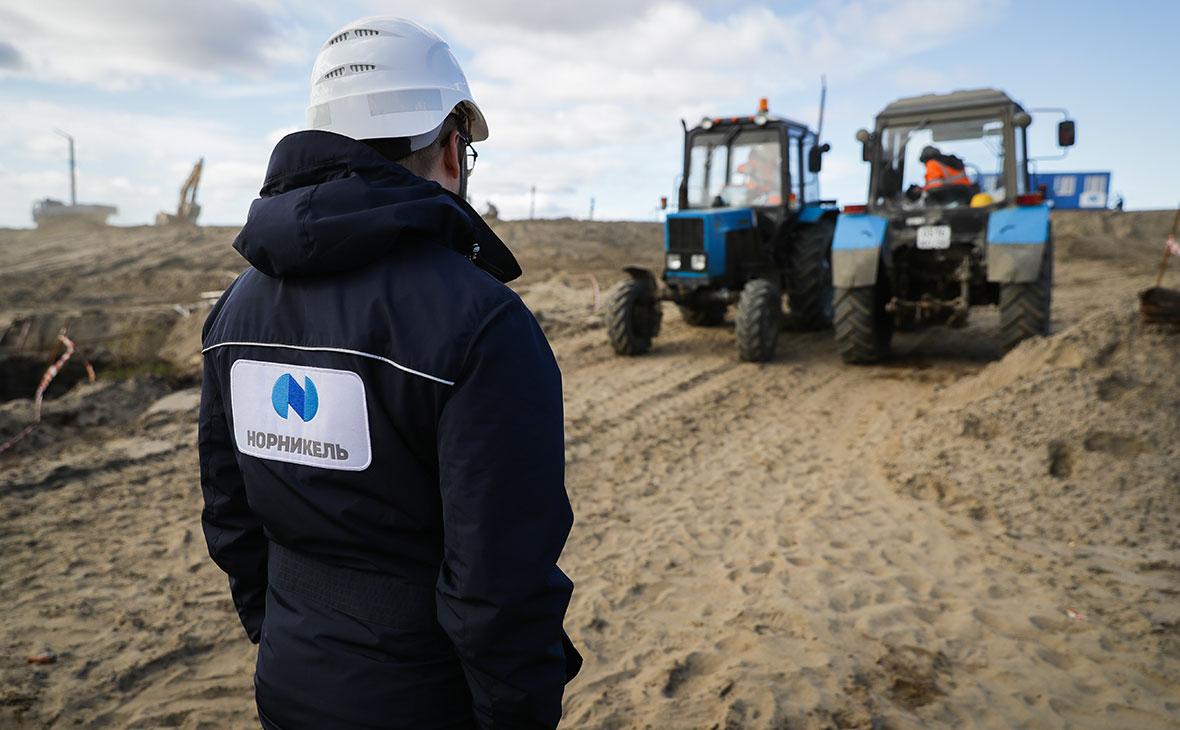 В Кремле исключили перекосы в пользу «Норникеля» в деле о разливе топлива