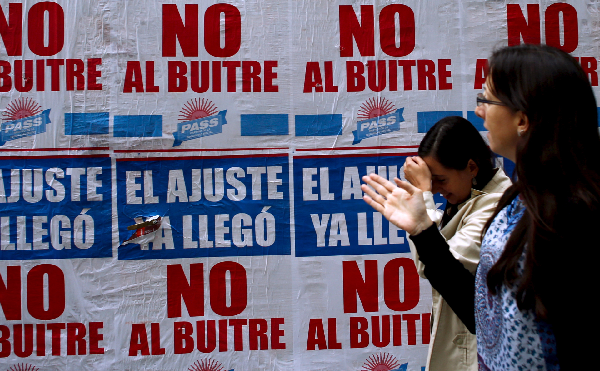 Аргентина оказалась в состоянии дефолта по внешнему долгу