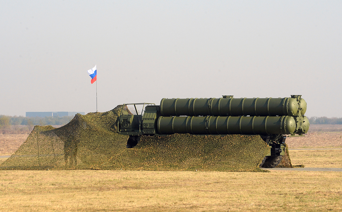 Москва заявила о невозможности продажи турецких C-400 CША без ее согласия