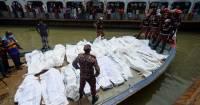 В Бангладеш при крушении парома погибли 30 человек, десятки пропали без вести
