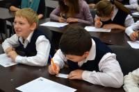 Российские школьники начнут учебный год 1 сентября