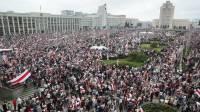 Нарышкин: США пытаются устроить «цветную революцию» в Белоруссии