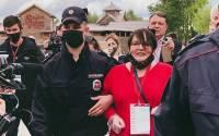 Присутствие полиции на «Земском съезде» объяснили антиковидным рейдом
