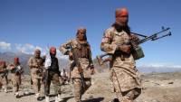 Сотни боевиков направлены для захвата афганской провинции Панджшер