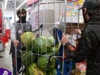 В Москве задержан сотрудник, проводивший дезинсекцию в «Магните»