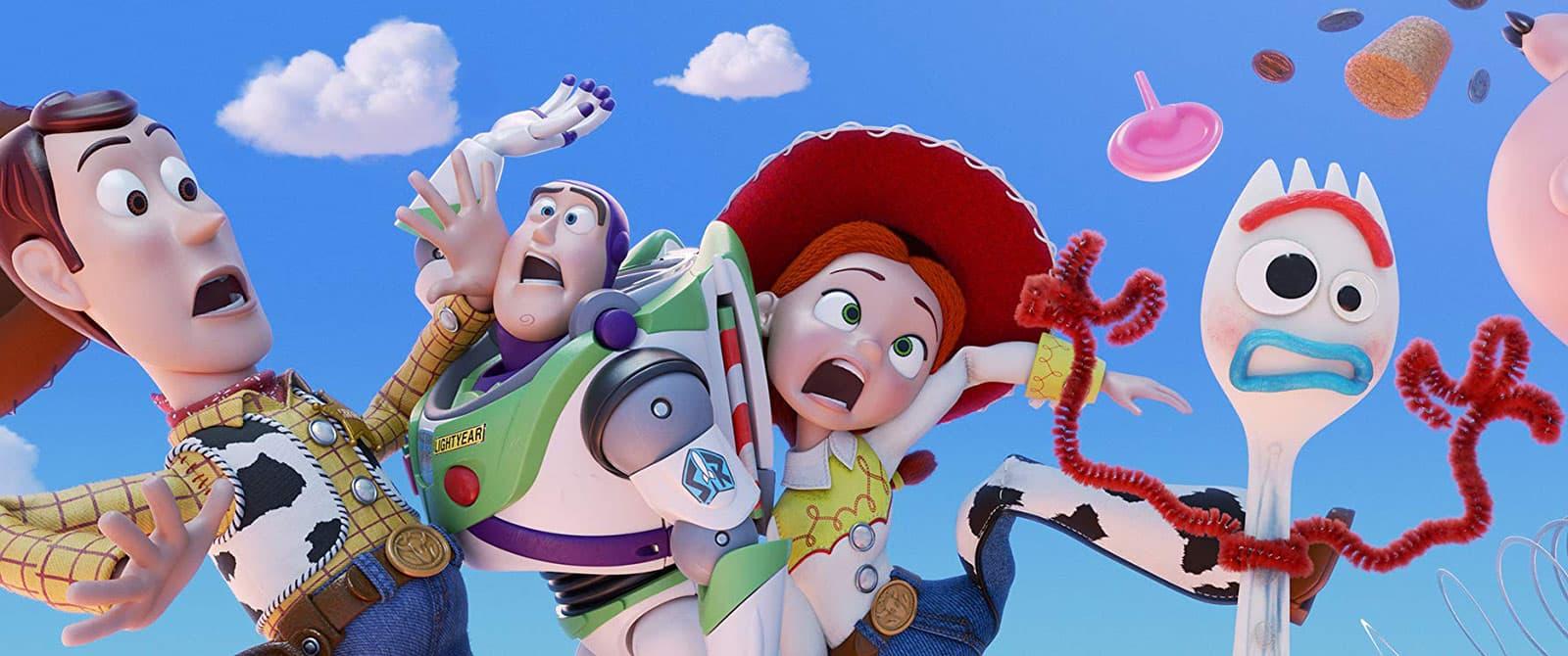 Мультфильм «История игрушек 4»: кто озвучивал и интересные факты