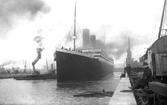 Корпус затонувшего «Титаника» впервые вскроют