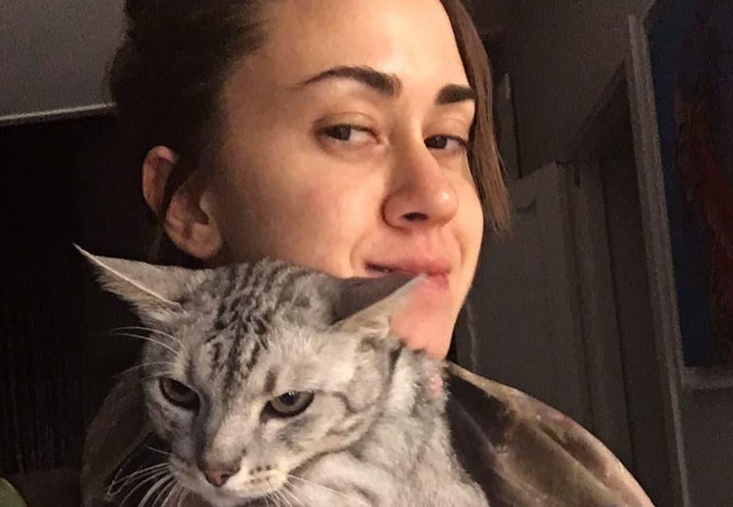 Дочь Успенской показала архивный снимок из больницы