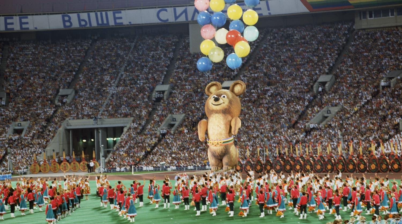 Интересные факты об Олимпиаде-80