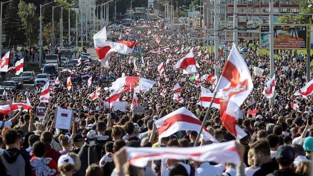 Протесты в Беларуси: ситуация на 17 сентября