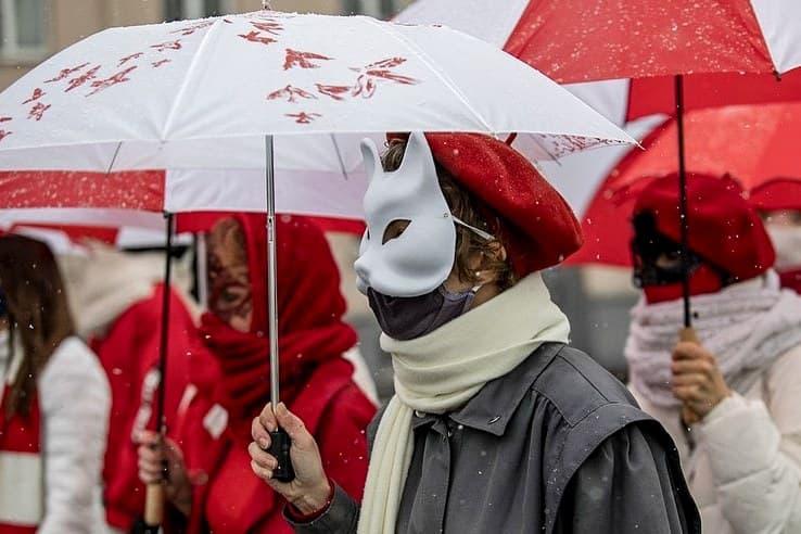 Протесты в Беларуси: ситуация на 22 февраля