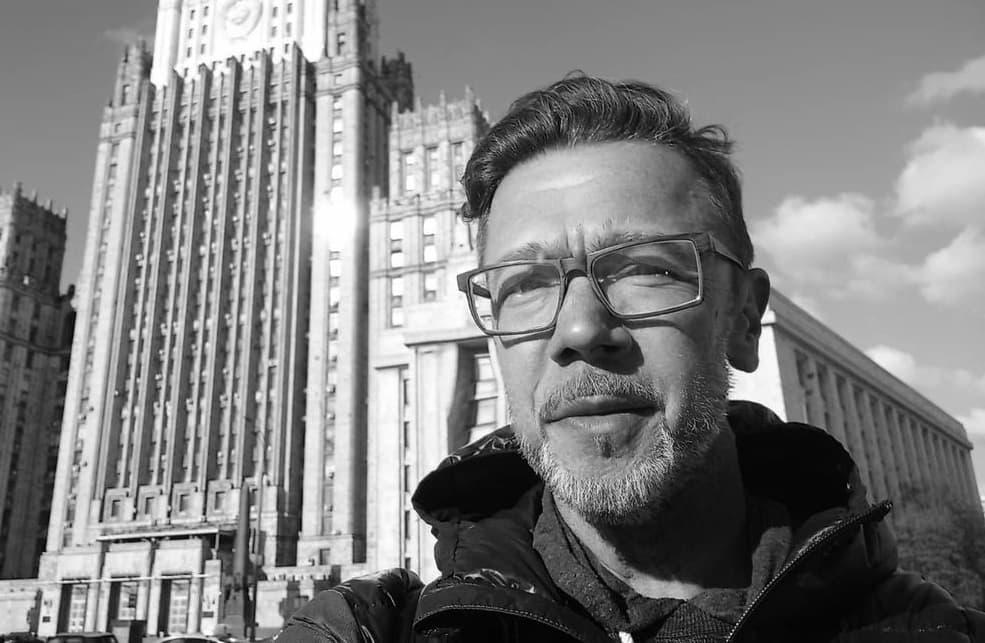 Умер актер и телеведущий Алексей Лагутин
