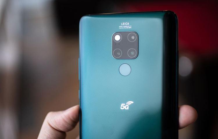 Первый смартфон Huawei с поддержкой 5G получит EMUI 10.1