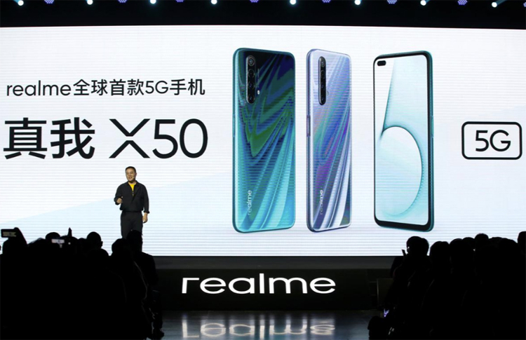 5G-смартфон Realme X50 Youth Edition получит процессор MediaTek Dimensity 1000