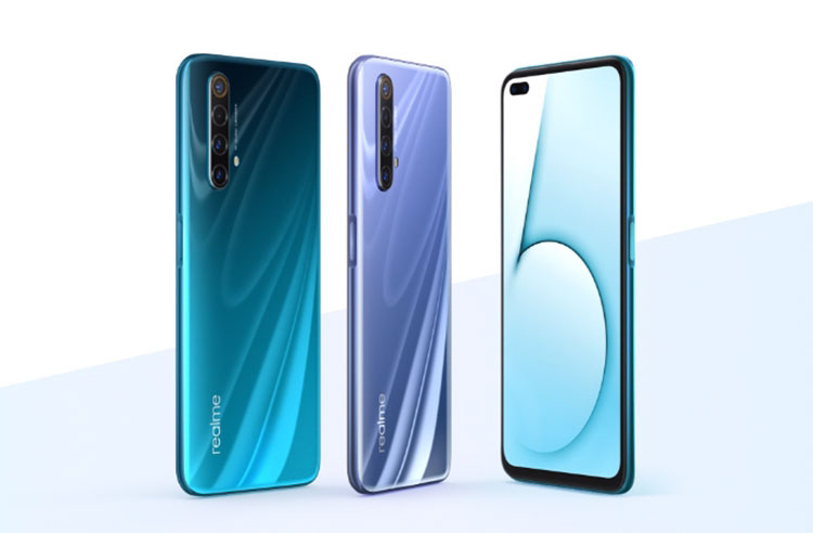 Смартфону Realme X50 Youth Edition приписывают наличие шести камер