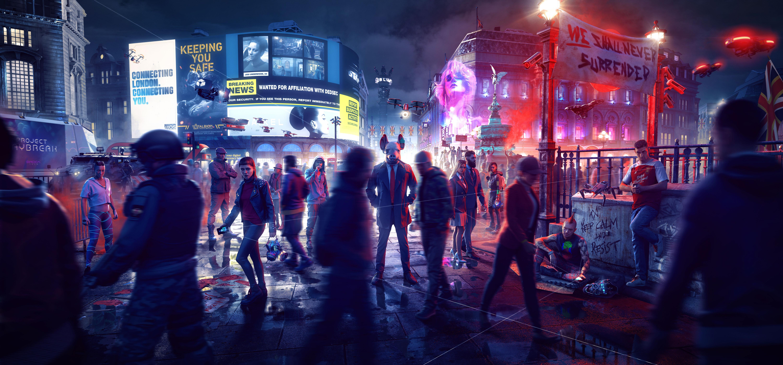 Слухи: Ubisoft выпустит Watch Dogs: Legion одновременно с запуском PS5 и Xbox Series X