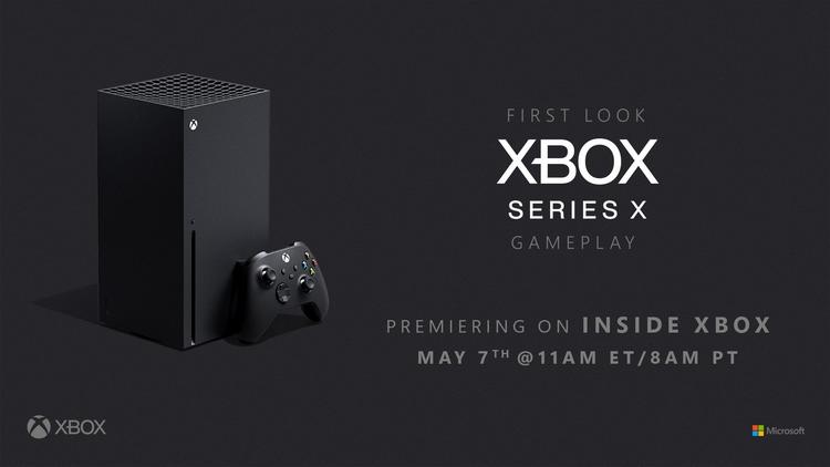 7 мая Microsoft впервые покажет игры для Xbox Series X