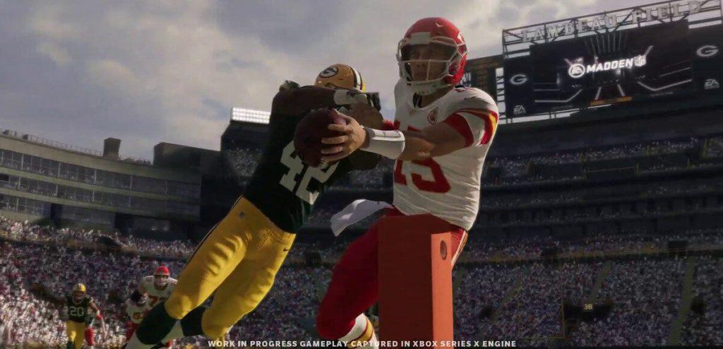 Купившие Madden NFL 21 для Xbox One получат бесплатно версию для Xbox Series X