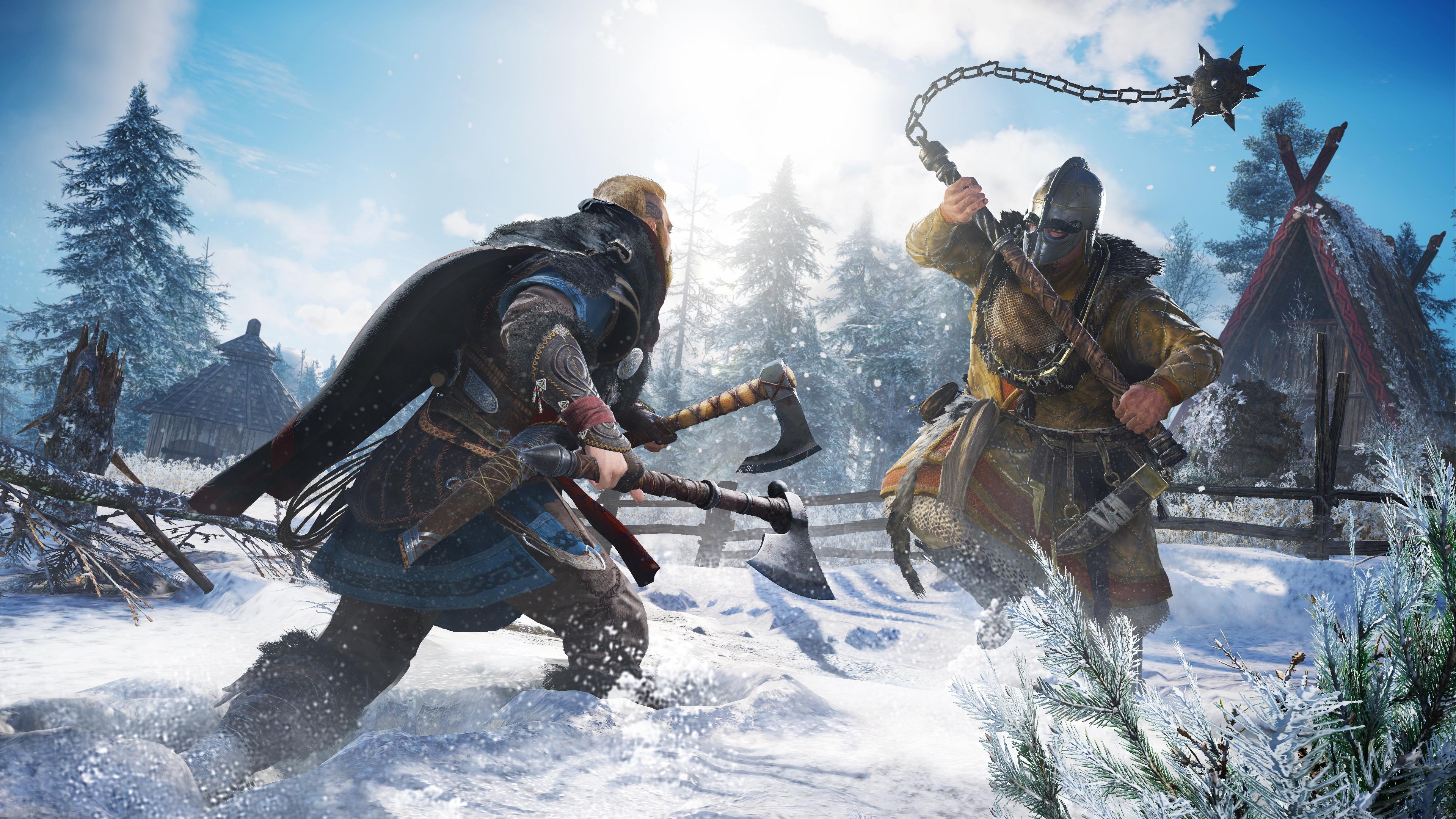 Ubisoft: Assassin's Creed Valhalla будет работать при не менее чем 30 кадрах/с на Xbox Series X