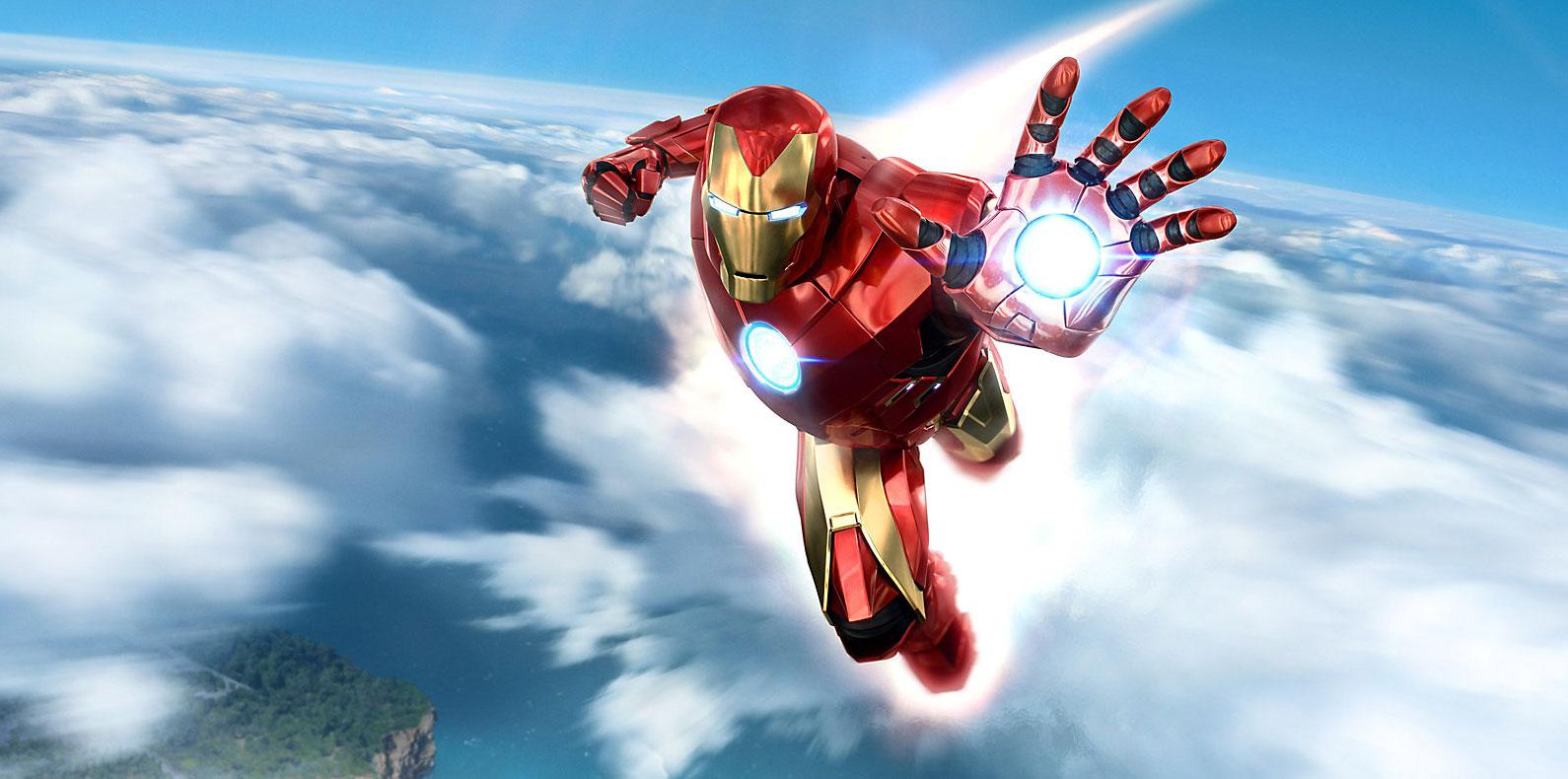 В броне Железного человека: ролик к запуску демоверсии боевика Marvel's Iron Man VR