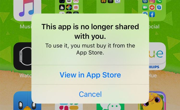 Ошибка iOS препятствует запуску приложений на iPhone и iPad