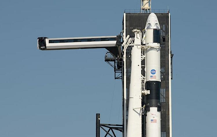 NASA: к пилотируемой миссии SpaceX всё готово — запуск состоится 27 мая