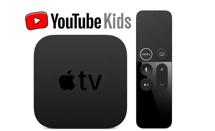 Google выпустила приложение YouTube Kids для Apple TV