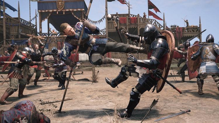 Официально: Chivalry 2 выйдет на ПК, PS4, Xbox One, PS5 и Xbox Series X с поддержкой кроссплея