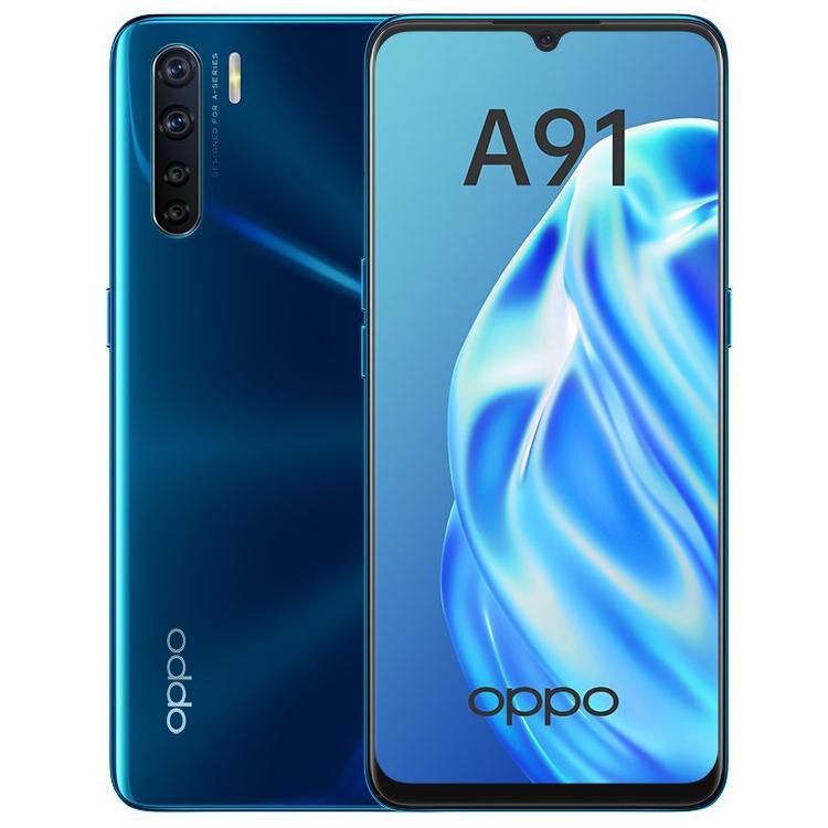 Смартфон OPPO A91 с быстрой зарядкой VOOC 3.0 вышел в России по цене 27 990 рублей