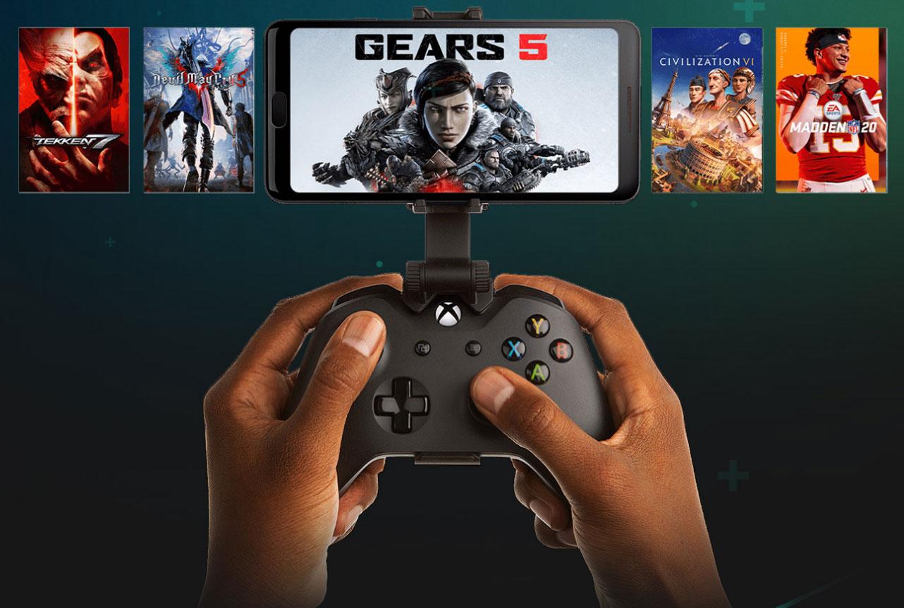 Потоковая игровая служба xCloud перейдёт на платформу Xbox Series X в следующем году