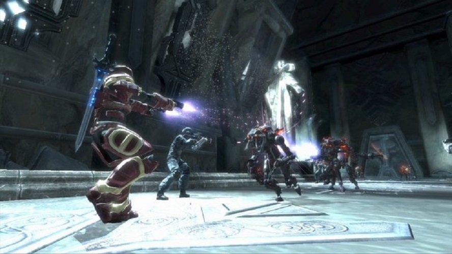 Пользователи Xbox One и Xbox 360 могут бесплатно получить приключенческий экшен Too Human