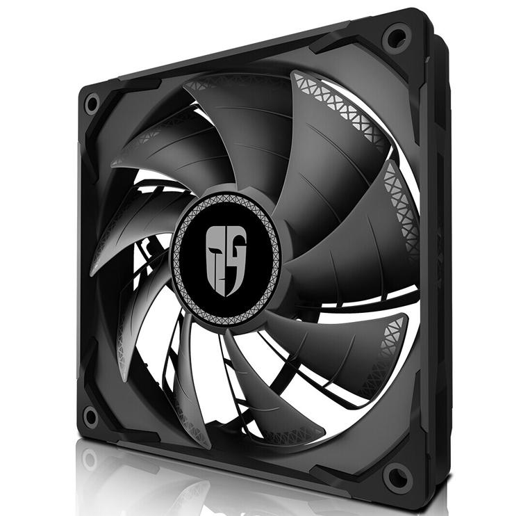 Вентиляторы DeepCool Gamer Storm TF-120S и TF-140S рассчитаны на радиаторы СЖО
