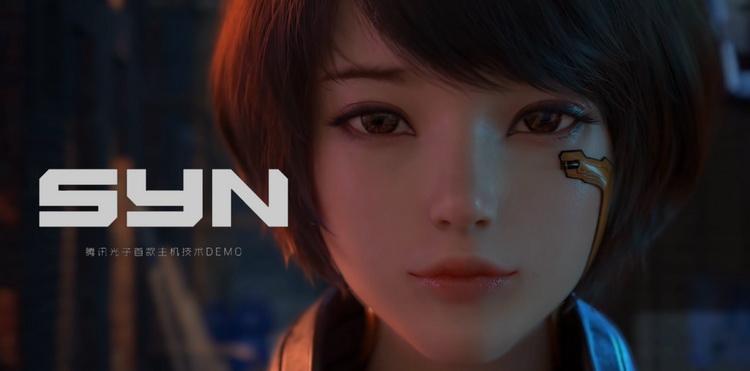 Видео: технодемо киберпанкового шутера SYN от Tencent и авторов PUBG Mobile