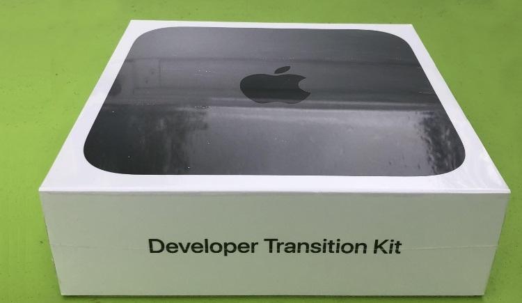 Разработчики получили первые компьютеры Mac Mini на ARM-процессорах Apple A12Z