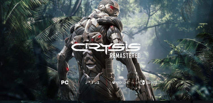 Crytek пообещала 1 июля показать трейлер Crysis Remastered
