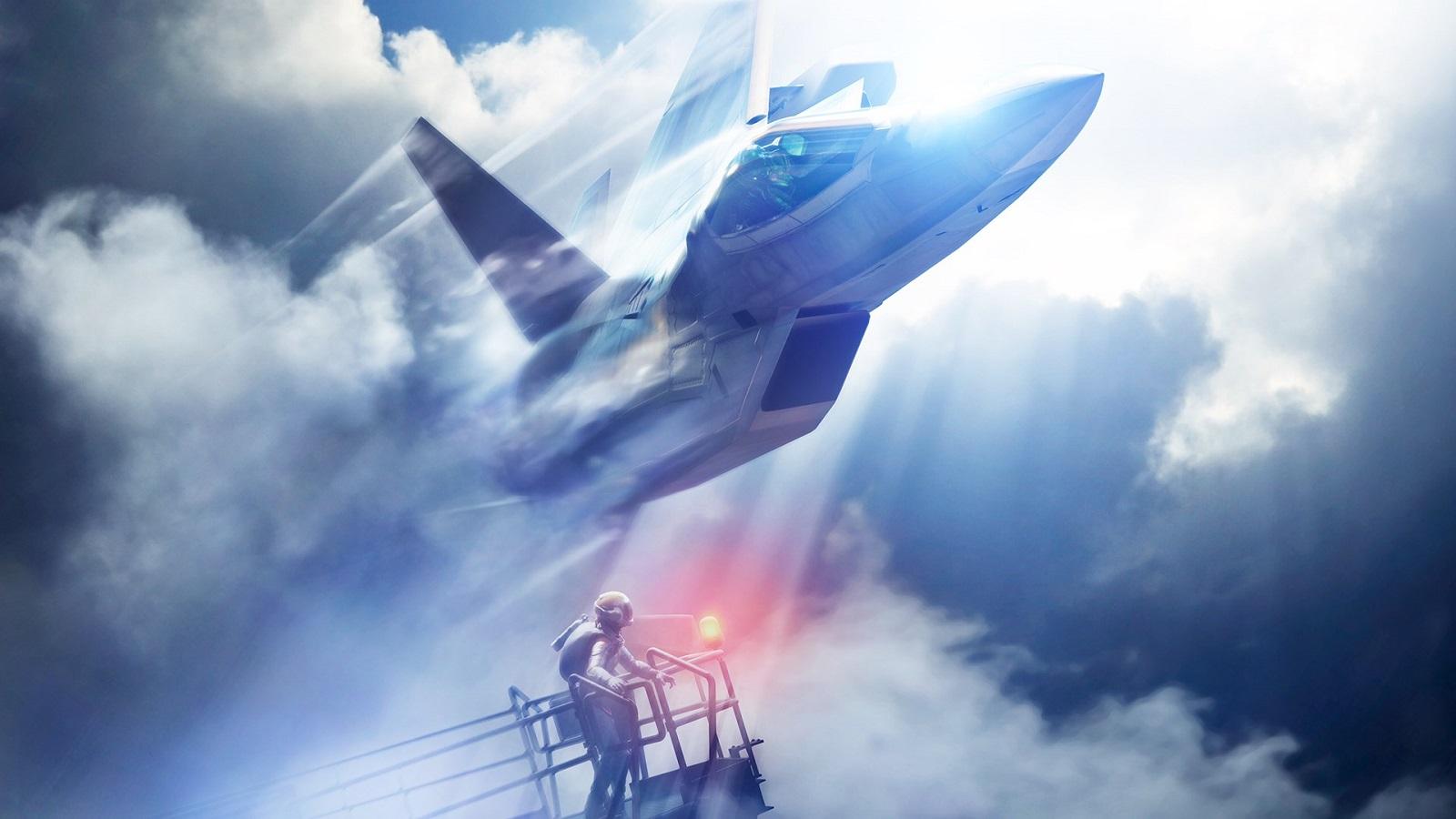 Серии Ace Combat «стукнуло» 25 лет, а продажи седьмой части превысили 2 млн копий