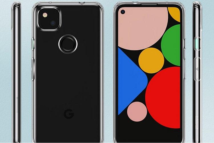 Google Pixel 4a не сможет похвастаться поддержкой 5G