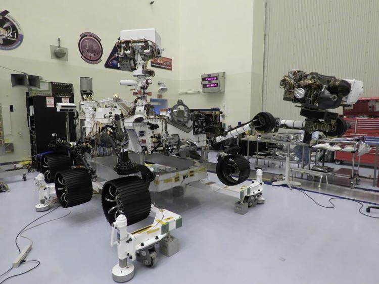 Запуск марсохода «Настойчивость» снова откладывается