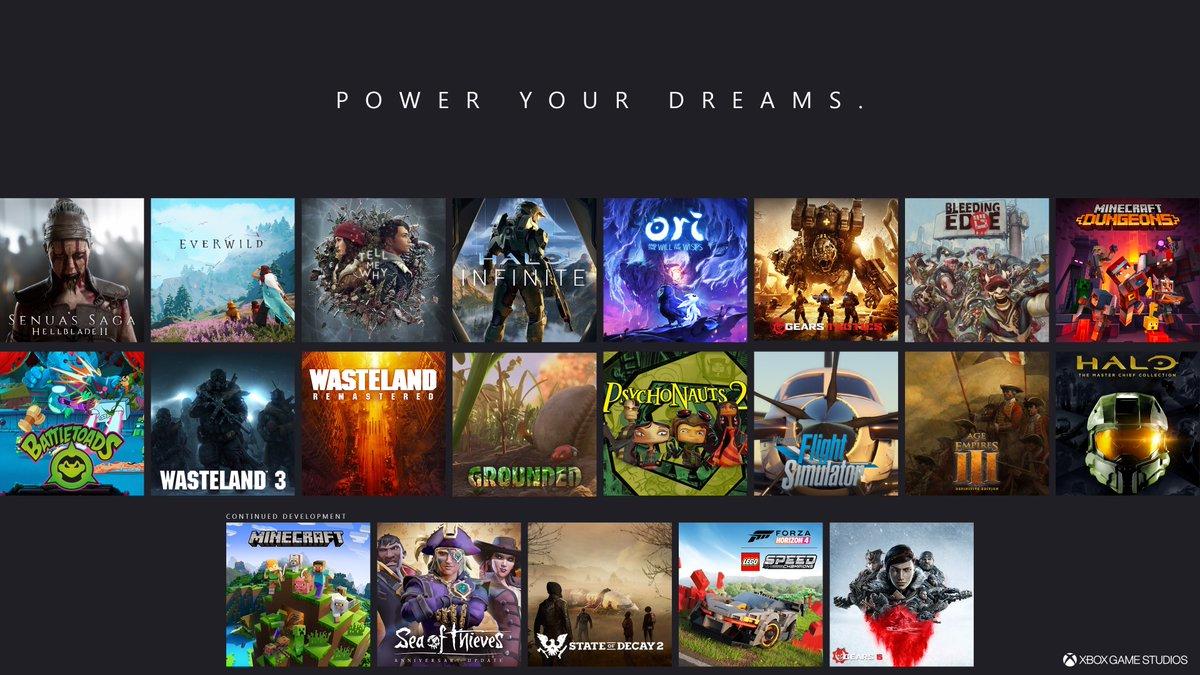 СМИ: мероприятие Xbox 20/20 с играми для Xbox Series X от студий Microsoft состоится 23 июля