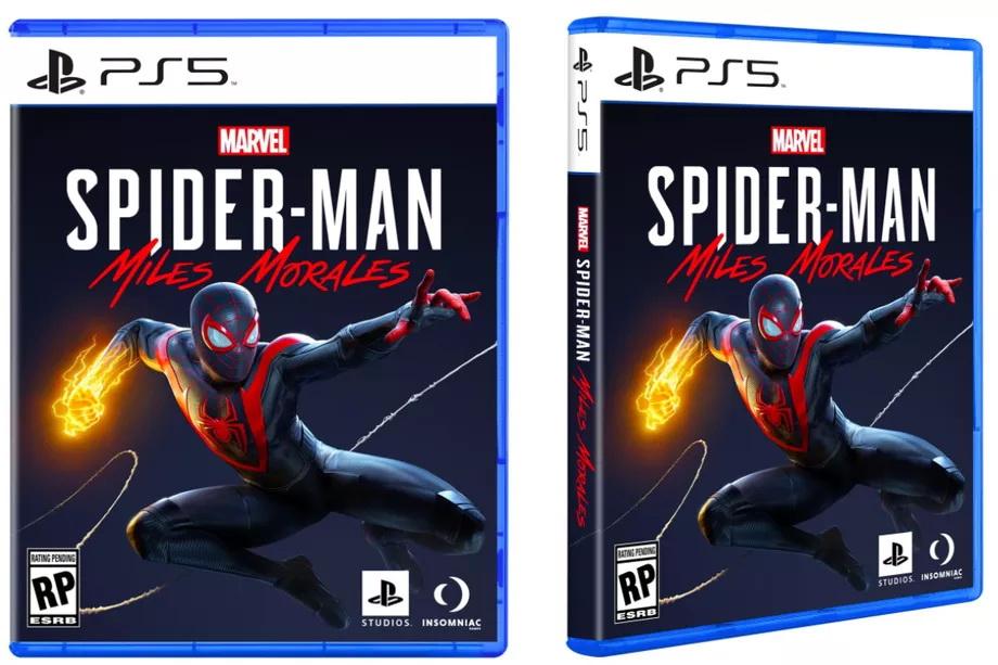 Sony показала упаковку диска с игрой для PlayStation 5