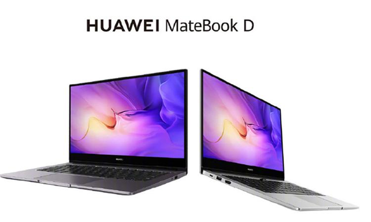 Huawei представила ноутбуки MateBook D 2020 Ryzen Edition на процессорах Ryzen 4000
