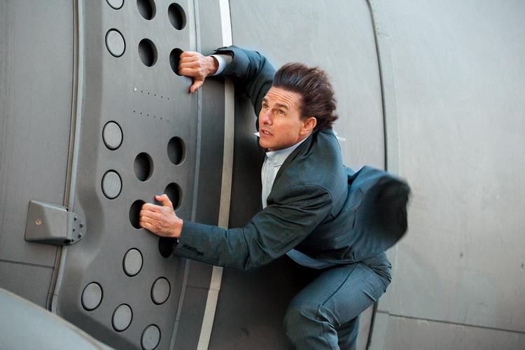 Universal Pictures готова потратить $200 млн на фильм с Томом Крузом в космосе