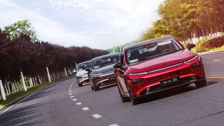 Главный конкурент Tesla в Китае Xpeng Motors намерен привлечь $300 млн инвестиций