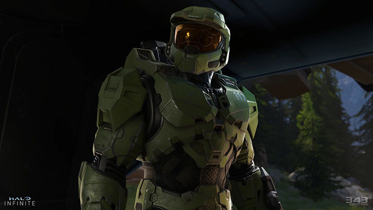 343 Industries подтвердила бесплатный мультиплеер и 120 к/с в Halo Infinite на Xbox Series X