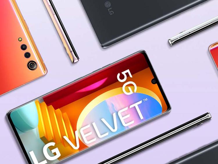 LG планирует выпуск доступных смартфонов с поддержкой 5G